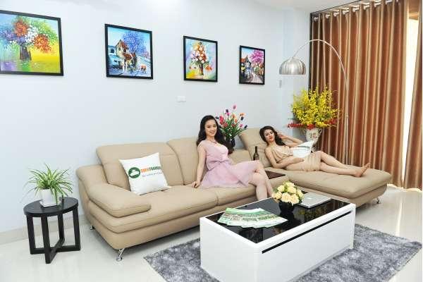 Mua sofa da loại nào phụ thuộc vào điều kiện kinh tế của gia đình bạn
