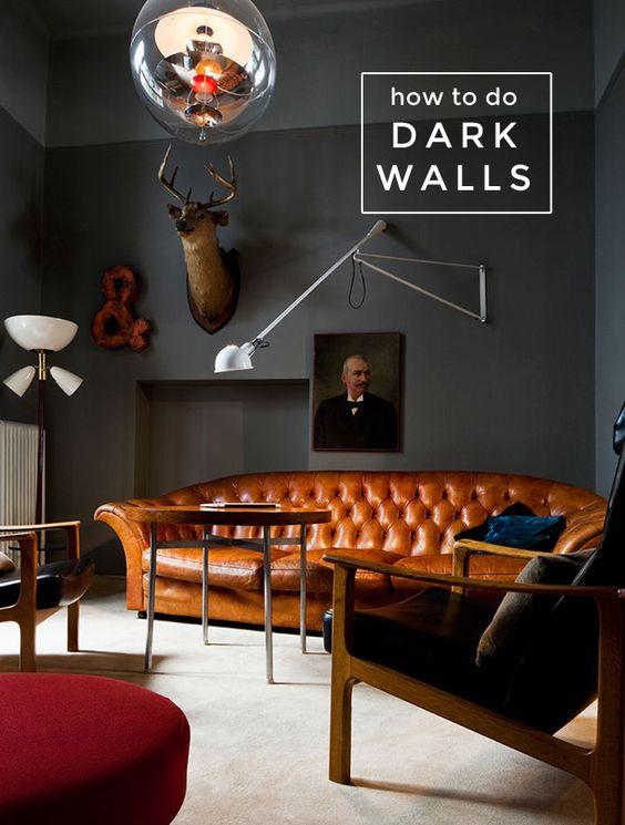 Sofa da bò thật thường có màu sắc sang trọng và đẳng cấp cực cao