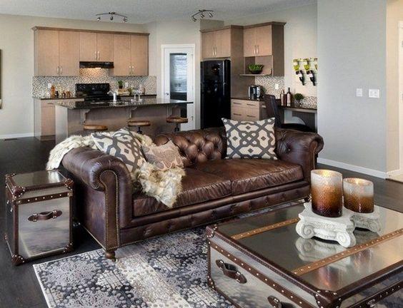 Sofa da hay sofa vải cho chung cư là câu hỏi được khá nhiều người quan tâm