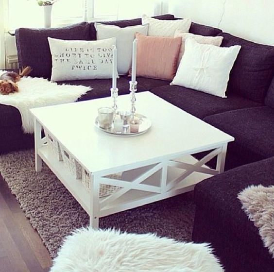 Bộ ghế sofa gia đình cực kỳ ấm cúng cho không gian phòng khách