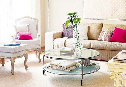Bài trí sofa cần xem hướng cụ thể cho không gian phòng khách gia đình