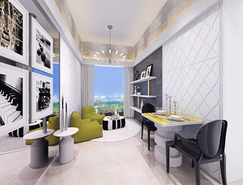 Những nguyên tắc phối màu sẽ là yếu tố không thể thiếu quyết định vẻ đẹp của căn phòng