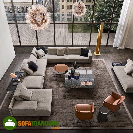 Sofa Toàn Quốc là địa chỉ bán bàn ghế sofa cực kỳ chất lượng tại TPHCM