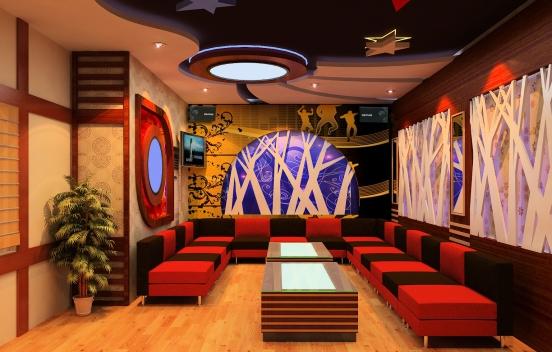Sofa karaoke đẳng cấp cho không gian phòng hát sang trọng